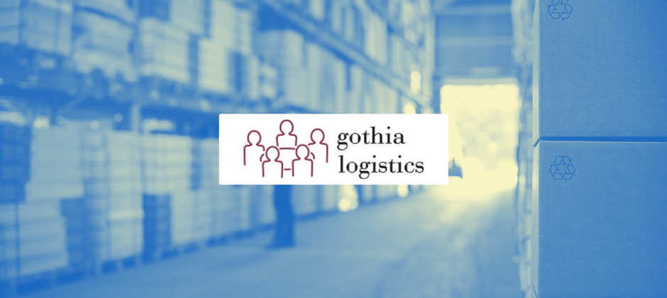 Kundcase: Gothia Logistics lyckades sticka ut ur mängden